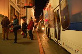 stockton bus riders take a back seat to central subway