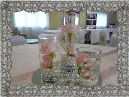 Ikea Vases Wedding Wedding Centres Tall Round Vase With Floating Flowers Changing