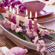 Valentines Day Table Decor 20 Candles Centerpieces Romantic Table Decorating Ideas For