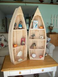 Wooden Canoe Shelf Plans by Boat Bookcase Woodworking Plans Best Bookcase 2017