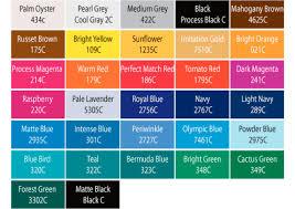 pantone color code design context colour lectures 1 2 3 u0026 4