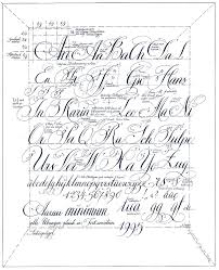 20 best old handwriting styles images on pinterest handwriting