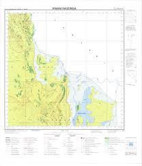 Rwanda Map Rwanda 1 50 000 Msu Libraries