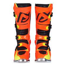 orange motocross boots acerbis mx boots x move 2 0 fluo orange yellow black 2017 maciag