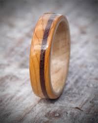 wooden wedding rings celtic wooden wedding ring