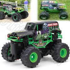 remote control monster jam trucks truck toy remote control monster jam grave digger play vehicle