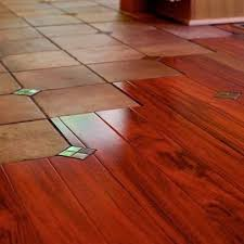 carpet hardwood tile for creative floor transitions