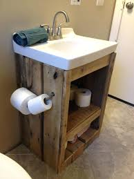 Diy Rustic Bathroom Vanity Diy Rustic Bathroom Vanity Renaysha