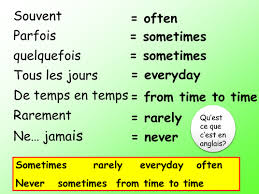 adverbs of frequency by gaellelh teaching resources tes