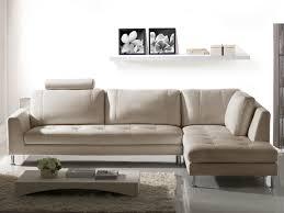 vente unique canapé canapé d angle en cuir xl gris angle droit prix promo