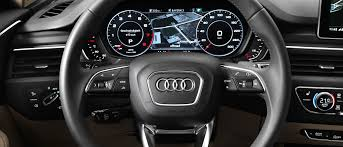 audi conect audi digital illustrated infotainment and audi connect