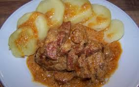 cuisiner le veau marmiton recette veau et chorizo du chef 750g