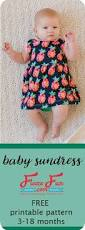 baby knit sundress tutorial free pattern sundress tutorial