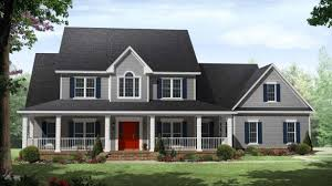 one story country house plans remarkable plan design one story country house plans with wrap