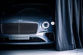 blue bentley interior frankfurt motor show new bentley continental gt interior highlights