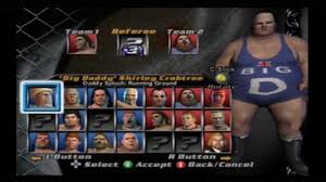 Backyard Wrestling Characters Tott U0027s Play Legends Of Wrestling 2 Youtube