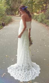 bohemian wedding dress strapless bohemian wedding dress iver by daughters of