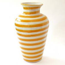Striped Vase Striped Vase Archives Emilia Ceramics