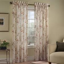amazon com united curtain chantelle window curtain panel 48 by