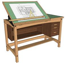 Corner Drafting Table 25 Fantastic Drafting Table Woodworking Plans Egorlin