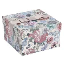floral gift box floral large gift box