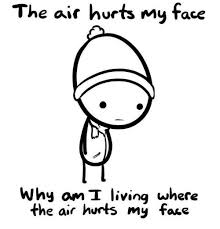 Why Meme Face - 25 best memes about air hurts my face air hurts my face memes