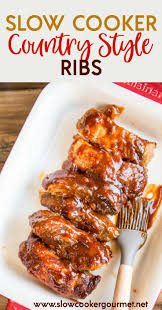 best 25 crockpot country style ribs ideas on pinterest country