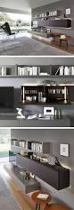 Wohnzimmerschrank Umgestalten Die Besten 25 Moderne Wohnwände Ideen Auf Pinterest Moderne Tv
