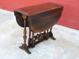 Vintage Drop Leaf Table Compact Antique Drop Leaf Side Table Pictures Monikakrl Info