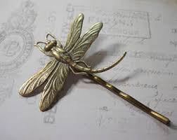 Unique Dragonfly Gifts Unique Hair Clips