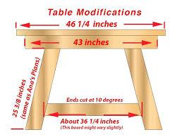 diy farm table plans diy farm table plans andreuorte com