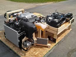 hellcat engine block how about a hellcat engine in a dakota