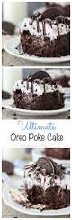 Door Is Whipped Mint By Ultimate Oreo Poke Cake Beyond Frosting