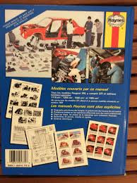 peugeot 309 essence french service u0026 repair manuals french