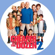 covers box sk cheaper by the dozen 2 dvd high quality dvd