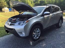 2014 rav4 limited awd oil change diy toyota truck club