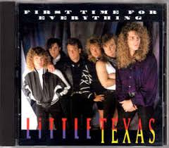 Photo Album Fo Little Texas First Time For Everything Cd Album At Discogs