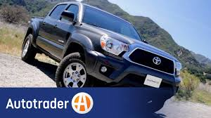 toyota tacoma autotrader 2012 toyota tacoma truck car review autotrader