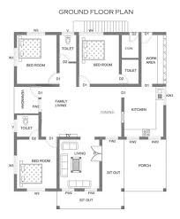home design plans low budget kerala home design with plan 1200 square home pictures