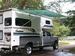 Tarp Awnings Rv Net Open Roads Forum Truck Campers Stretch U0027s Awning On The Cheap