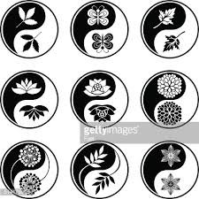 yin yang lotus search words wisdom and symbols