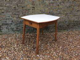S Grey Formica And Beech Kitchen Dining By Kellymariavintage - Beech kitchen table