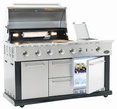 cuisine gaz barbecue et plancha à gaz cuisine d extérieur marciano plancha