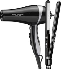 Louisiana travel hair dryer images Online only nano titanium dryer and straightening iron set