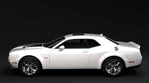 Dodge Challenger Models - dodge challenger rt widebody 2017 3d cgtrader