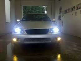 lexus is300 hid bulb hid bulb performance in projector vs reflector headlights best
