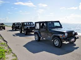 royal blue jeep cozumel jeep adventure excursion cozumel cruise excursions