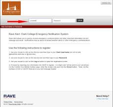 rave alert emergency notification system