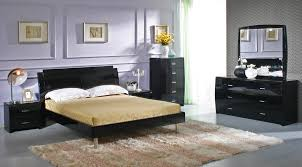 Black Bed Room Sets Appealing And Relaxing Modern Bedroom Set Rooms Decor And