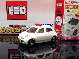 tomica mitsubishi outlander kustoms mini cars 2005 tomica first dream nissan march series